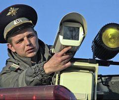 ГИБДД запретили использование радаров без камеры