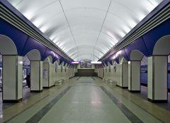 В метро Санкт-Петербурга установят систему радиационного контроля