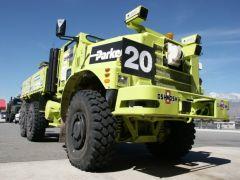 В 2015 году на вооружение поступят беспилотные грузовики
