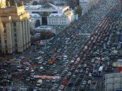Общественный транспорт Москвы угрожает жизни