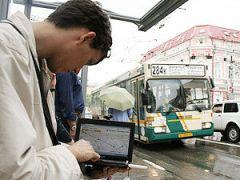 Жители Рязани могут следить за автобусами в режиме онлайн