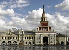 На вокзалах и железнодорожных станциях Москвы появятся новые системы безопасности