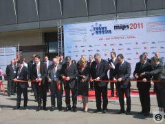 Российская MIPS лидирует среди международных выставок