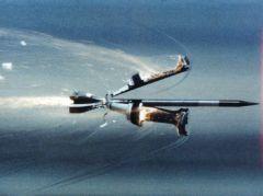 Сверхзвуковая ракета вылетит из-под воды
