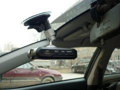На всех автомобилях ДПС в Москве установят видеорегистраторы