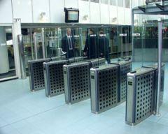Бизнес-центры оборудуют автоматизированными проходными