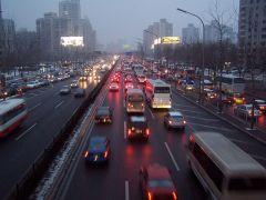 Интеллектуальная транспортная система Москвы начнет работать к концу 2012 года