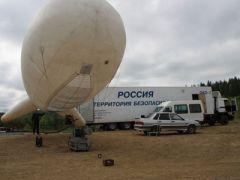 Дорожная полиция Кузбасса начнет следить за «лихачами» с помощью аэростата