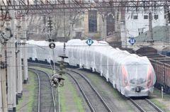 В конце лета будут запущены поезда с системами видеонаблюдения